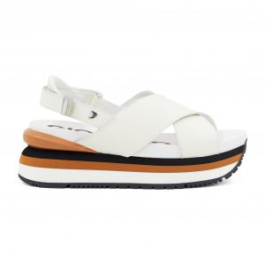 Gioseppo sandali s platformo