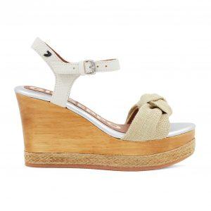 Gioseppo sandali s polnim podplatom