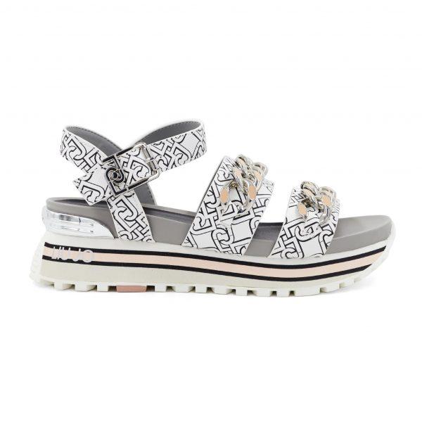 Liu jo ženski sandali z detajli - Spletni nakup in prodaja Renini