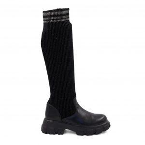 Škornji na nogavico