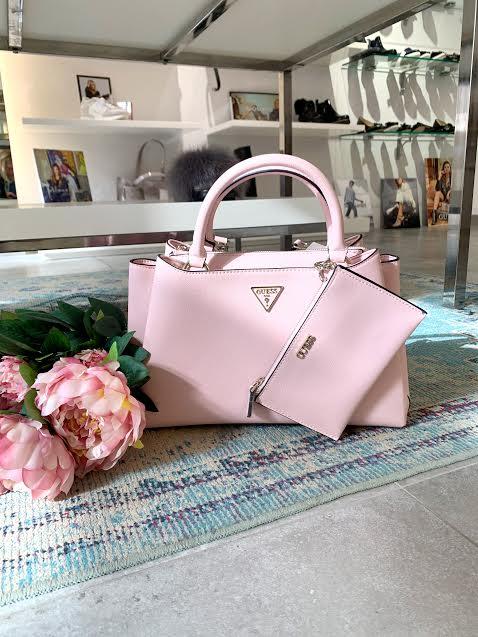 Guess roza torba