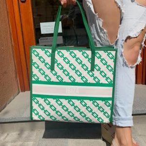 Nakupovalna torba z napisom Ibiza