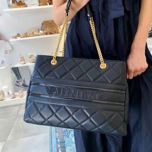 Valentino by Miriade črna torba