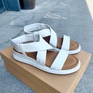 Inuovo usnjeni sandali